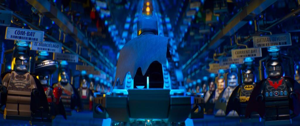 Lego Batman - Il film: un momento del film animato