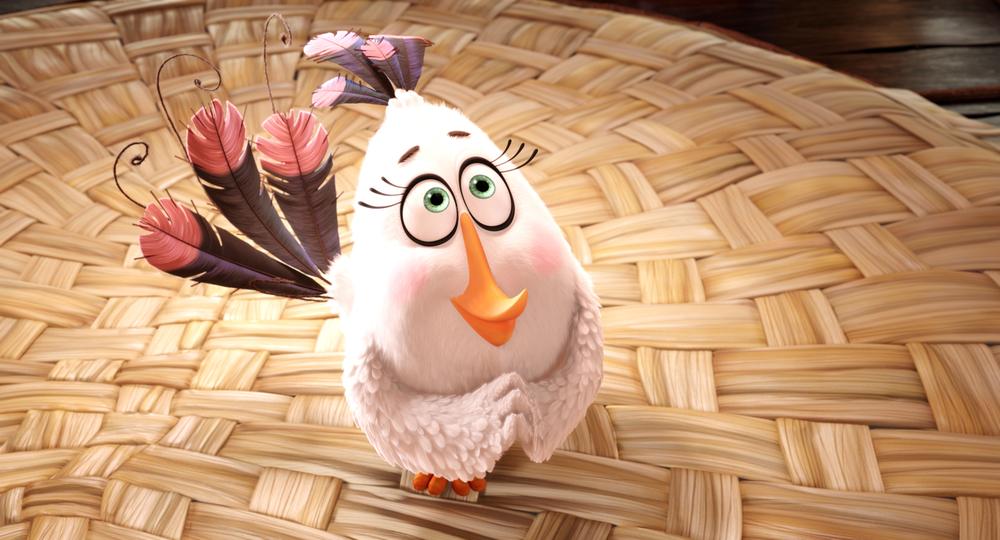 Angry Birds - Il film: un'immagine del film animato