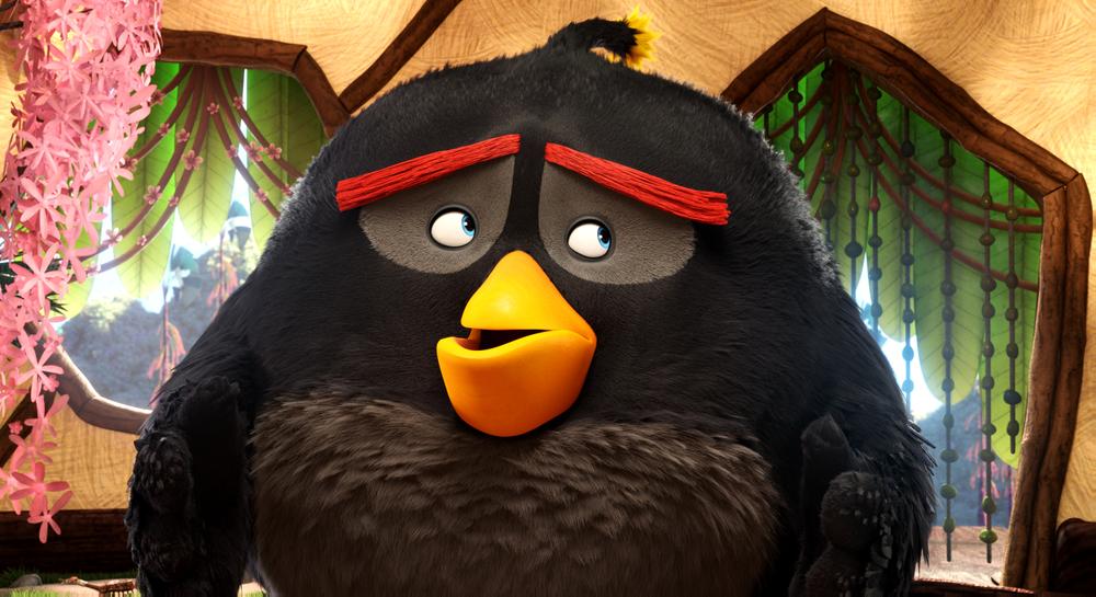 Angry Birds - Il film: un'immagine del film d'animazione