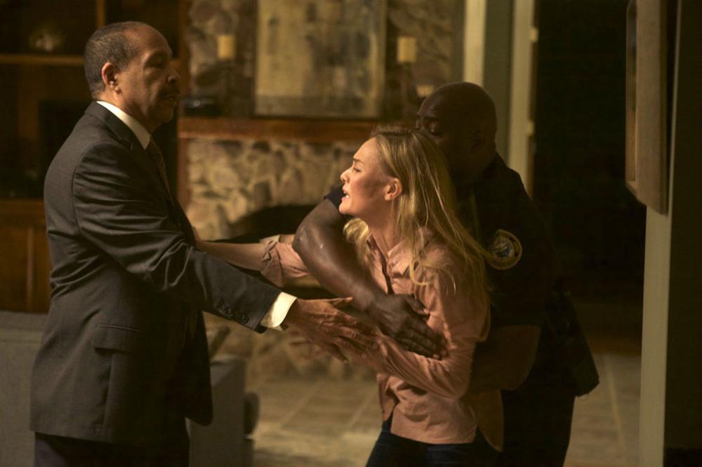 Somnia: Kate Bosworth in una concitata scena del film