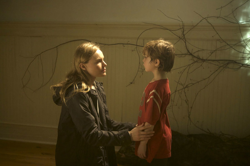 Somnia: Kate Bosworth e Jacob Tremblay in una scena del film