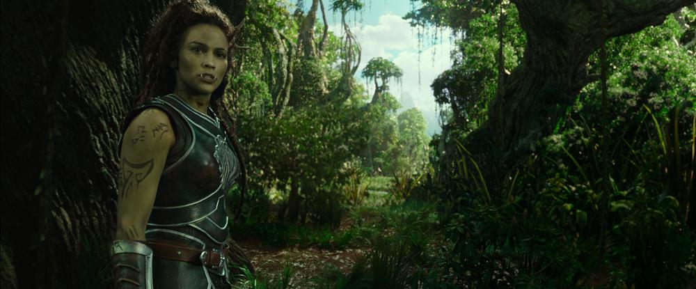 Warcraft - L'inizio: Paula Patton in una scena del film