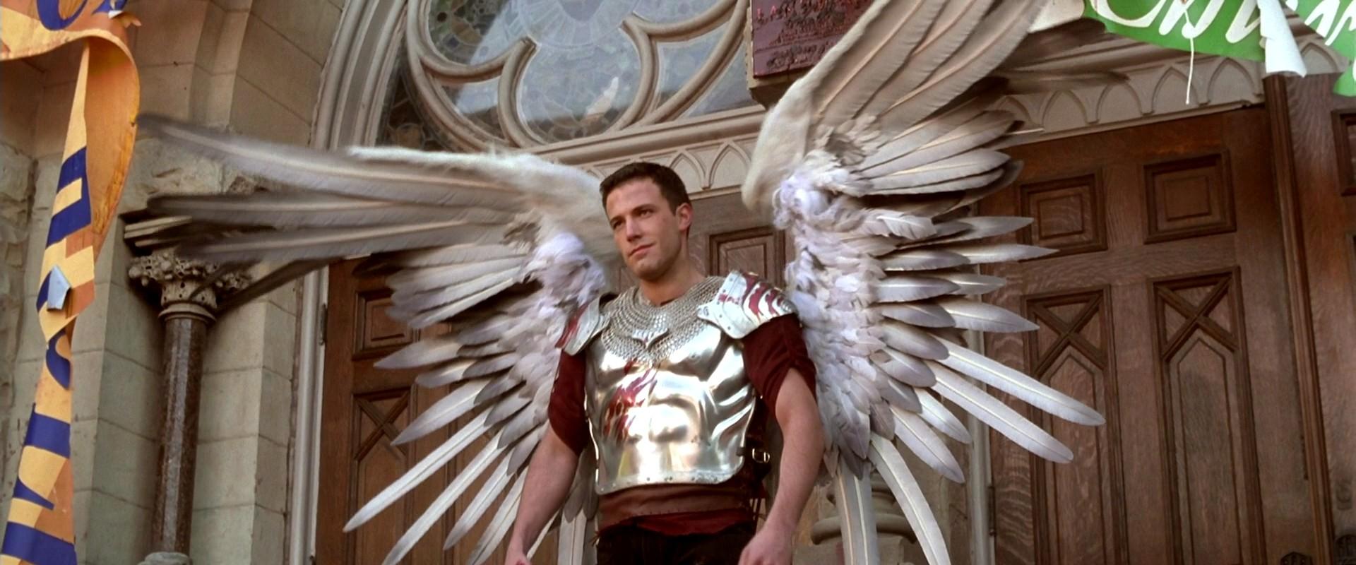 Dogma: Ben Affleck è un angelo caduto