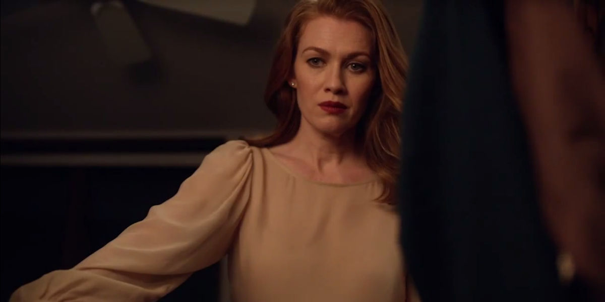 The Catch: la protagonista della serie Mireille Enos