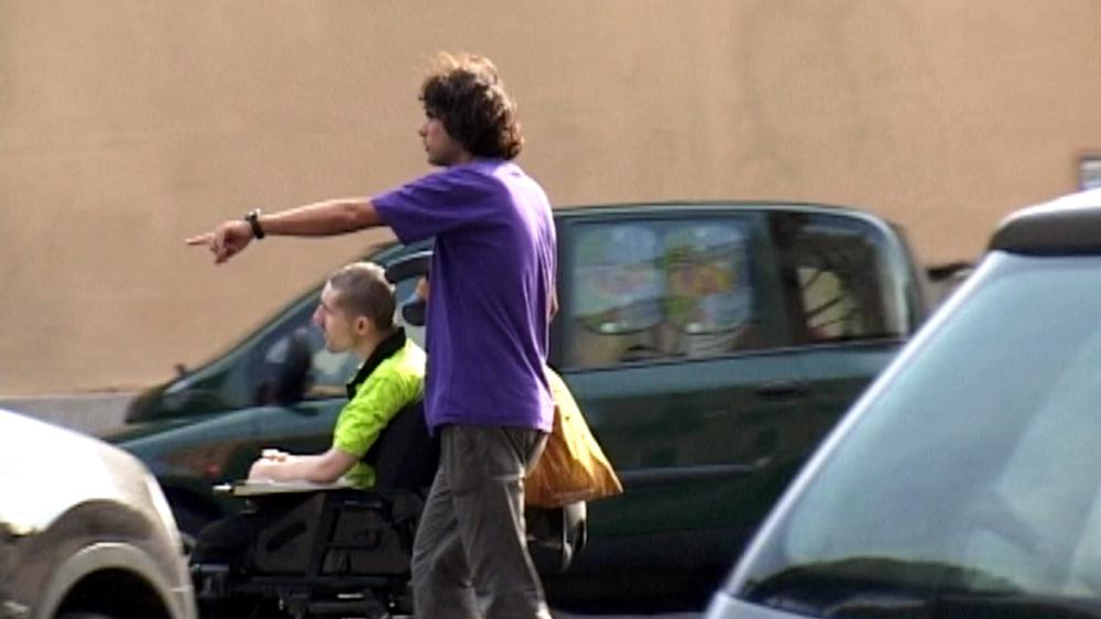 Che cos'è un Manrico: un'immagine tratta dal documentario diretto da Antonio Morabito