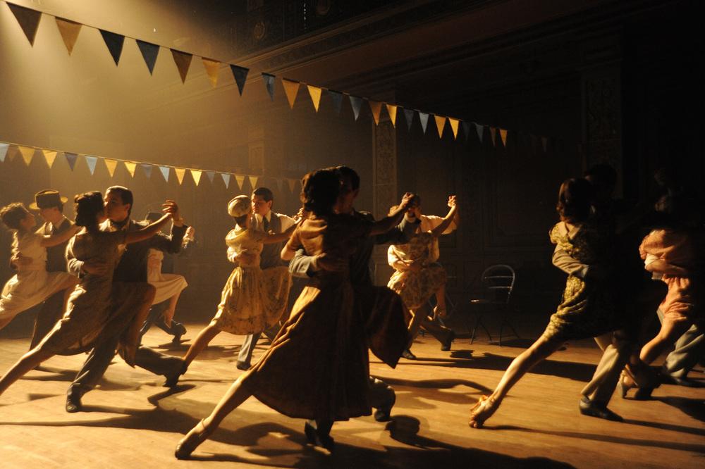 Un ultimo tango: una scena del documentario