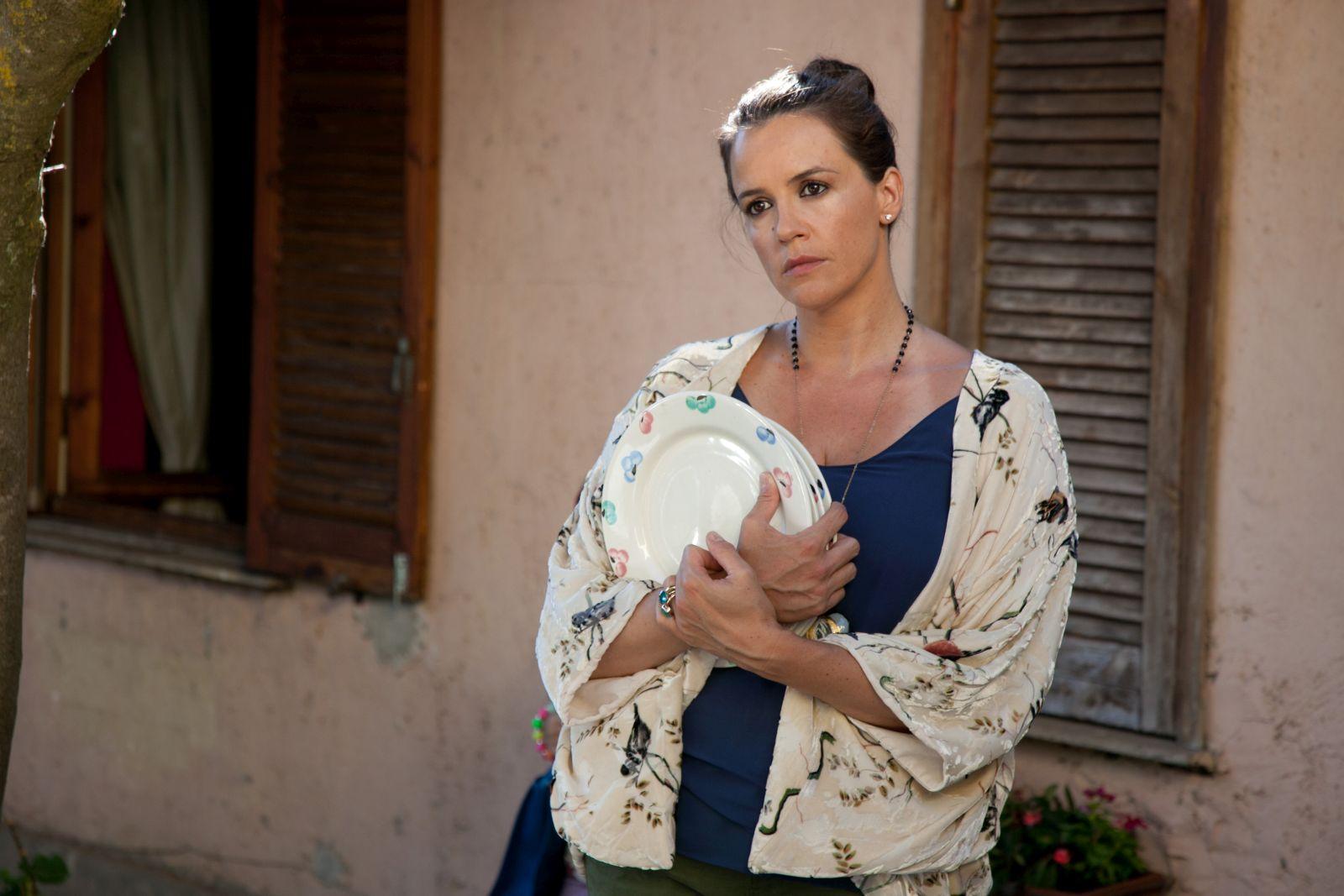 L'aquilone di Claudio: Irene Ferri in una scena del film