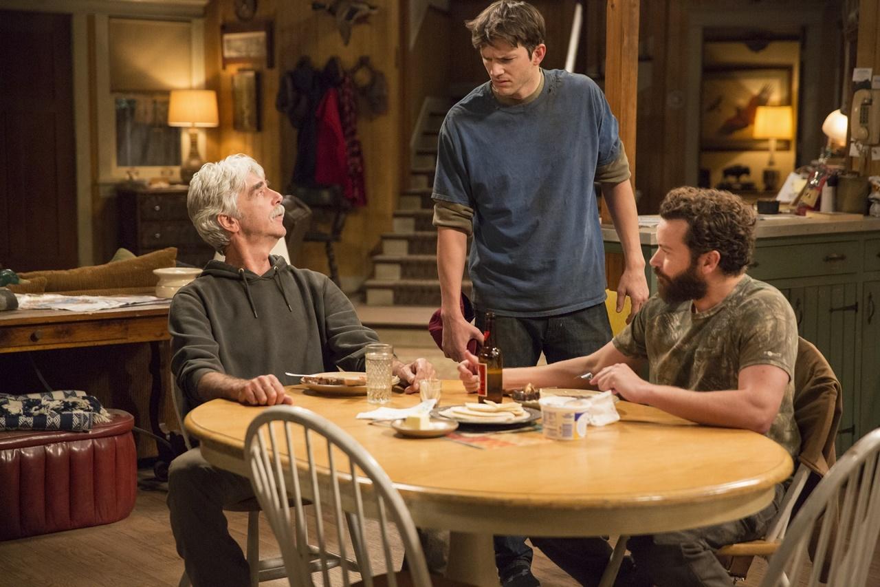 The Ranch: gli attori Sam Elliott, Ashton Kutcher e Danny Masterson