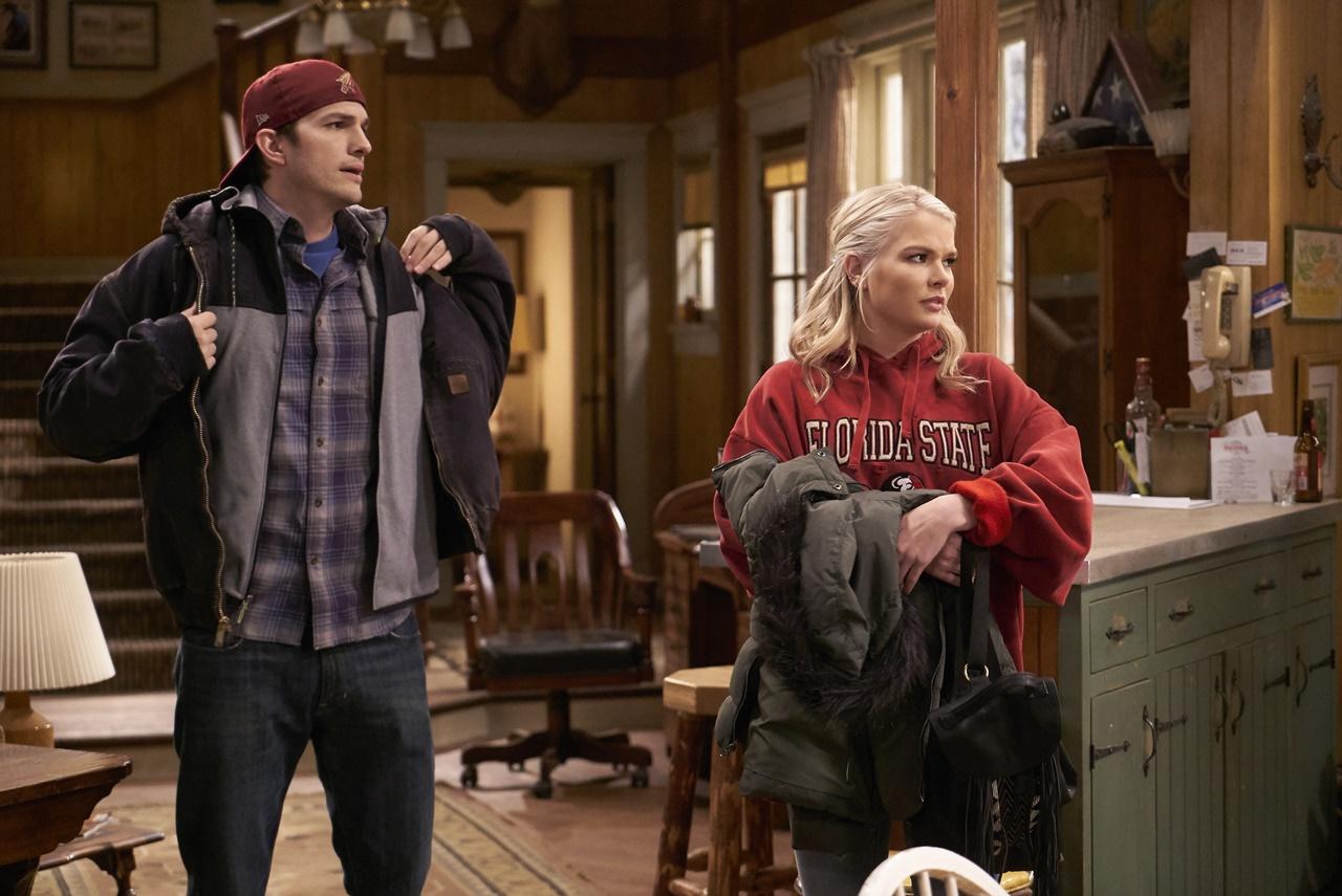 The Ranch: Ashton Kutcher e Kelli Goss nella serie di Netflix