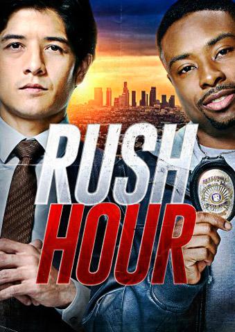 Rush Hour: la locandina della serie