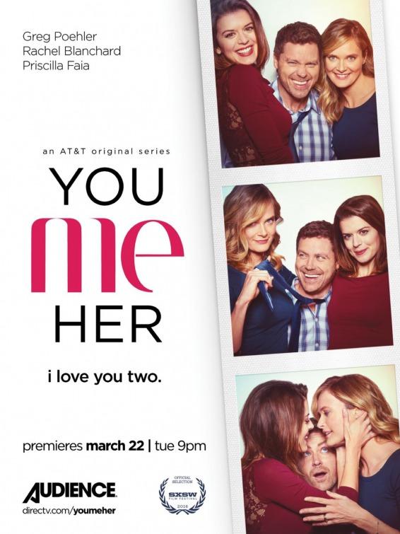 You Me Her: la locandina della serie
