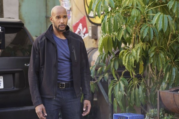 Agents of S.H.I.E.L.D.: l'attore Henry Simmons in una foto di Bouncing Back