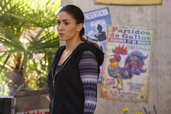 Agents of S.H.I.E.L.D.: l'attrice Natalia Cordova-Buckley in Bouncing Back