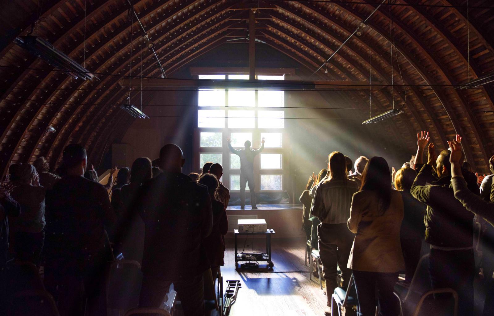 The Path: una foto della serie targata Hulu