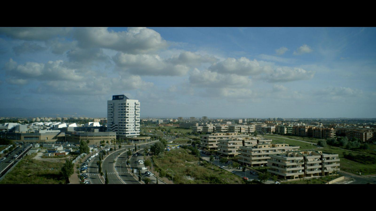 The Plastic Cardboard Sonata: un'immagine tratta dal film