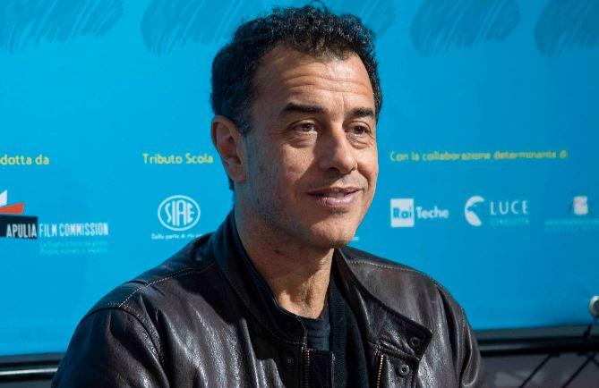 Matteo Garrone al Bif&st di Bari nel 2016