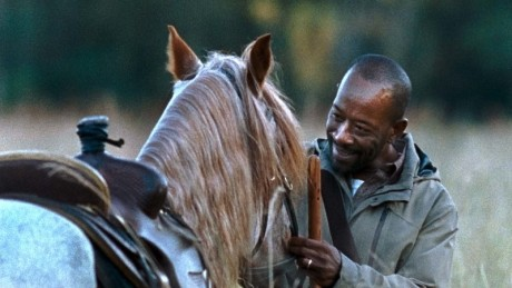 The Walking Dead: l'attore Lennie James è Morgan in L'ultimo giorno sulla Terra