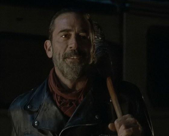 The Walking Dead: l'attore Jeffrey Dean Morgan nella puntata L'ultimo giorno sulla Terra