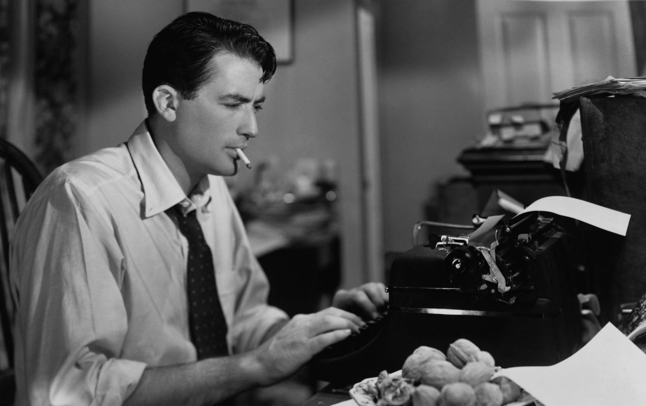 Gregory Peck in Barriera invisibile