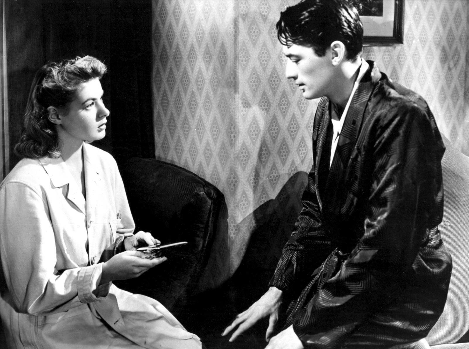 Io ti salverò: Ingrid Bergman e Gregory Peck