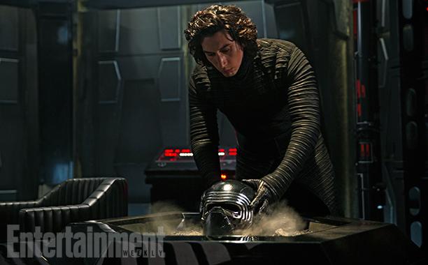 Star Wars: Il Risveglio della Forza - Un'immagine di Kylo Ren