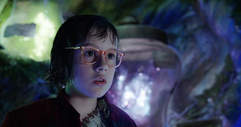 Il gigante gentile: Ruby Barnhill è Sophie in una foto del film