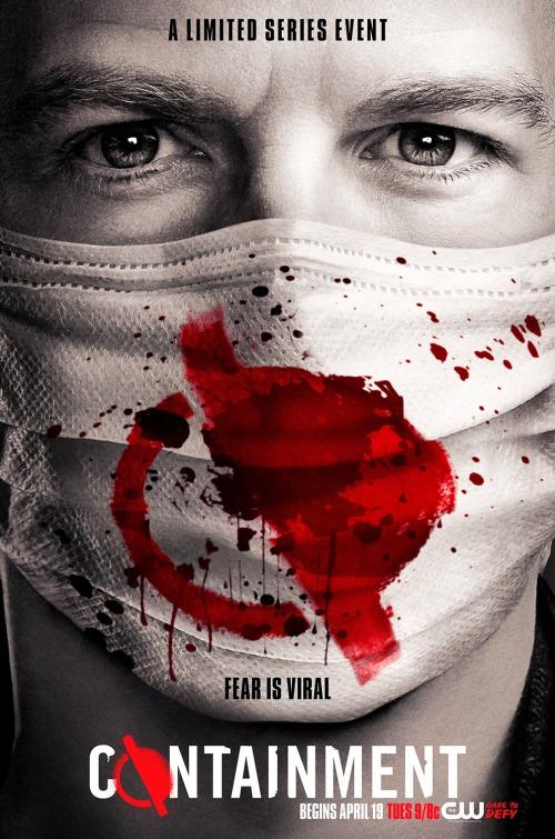 Containment: un manifesto per la serie drammatica