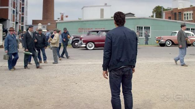 11.22.63: un'immagine della serie con protagonista James Franco