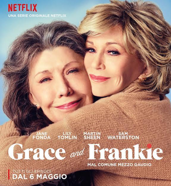 Grace and Frankie: un manifesto per la serie comedy