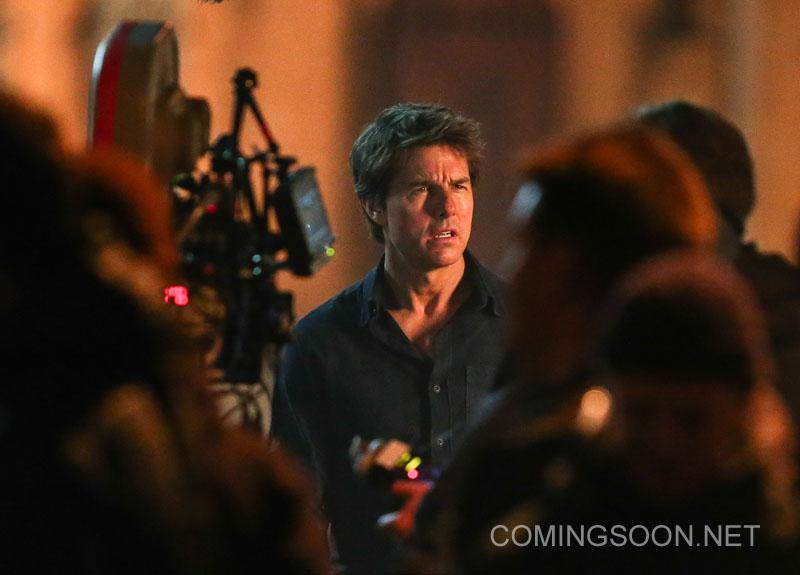 The Mummy: Tom Cruise tra una ripresa e l'altra
