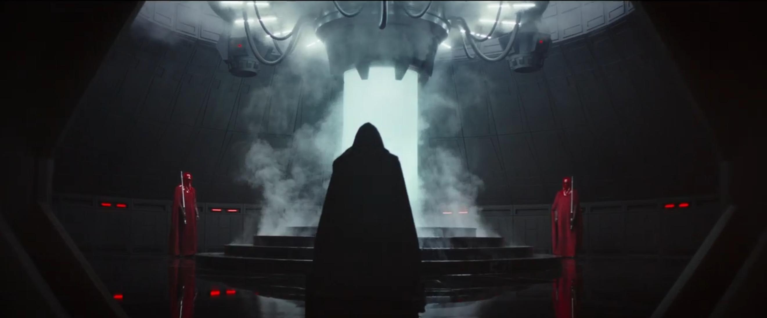 Rogue One - A Star Wars Story: una figura misteriosa nel teaser trailer del film