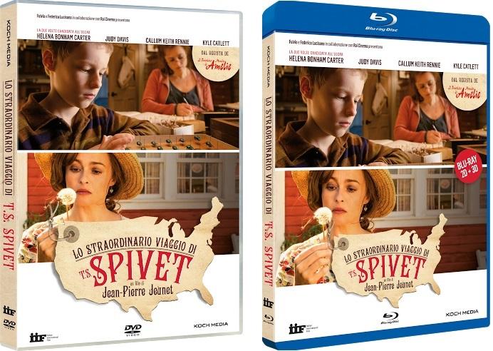 le cover di Lo straordinario viaggio di T.S. Spivet