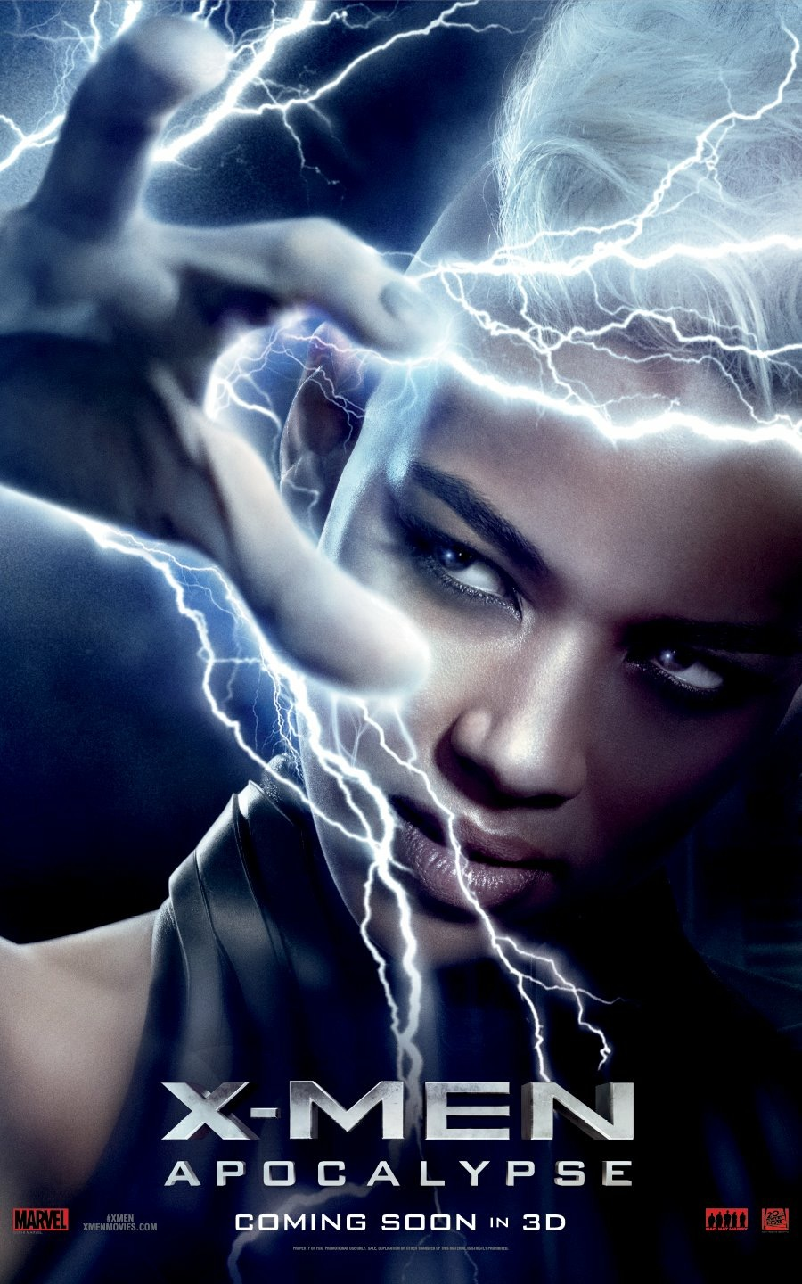 X-Men: Apocalisse - Il character poster di Storm