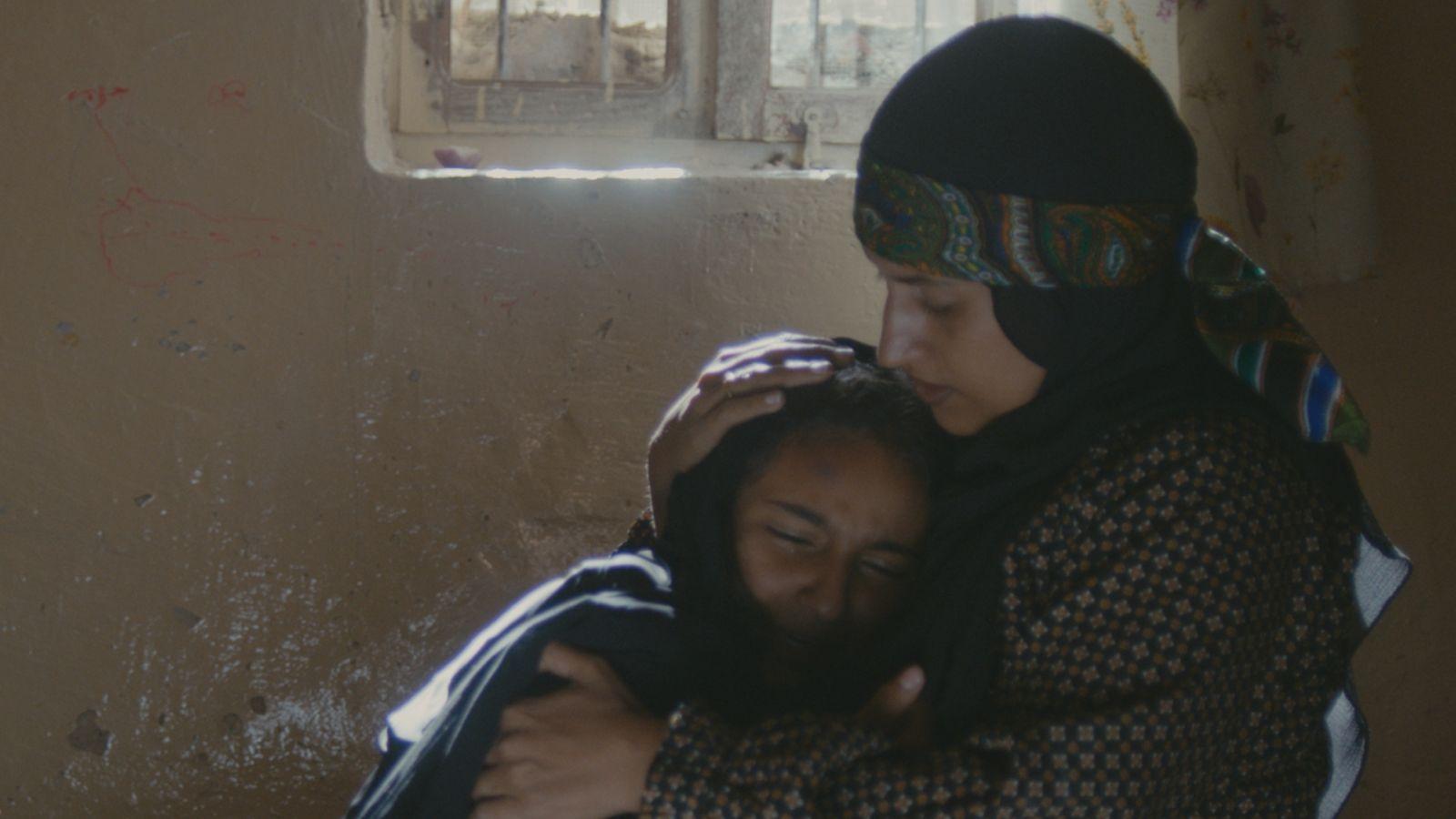 La sposa bambina: un'immagine tratta dal film