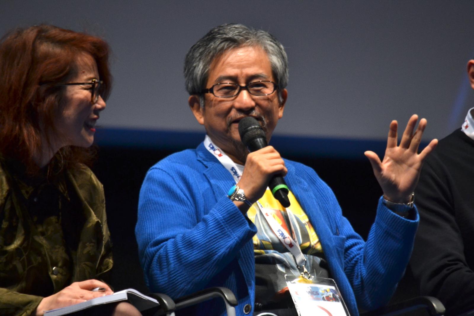 Romics 2016: Go Nagai parla all'incontro a lui dedicato