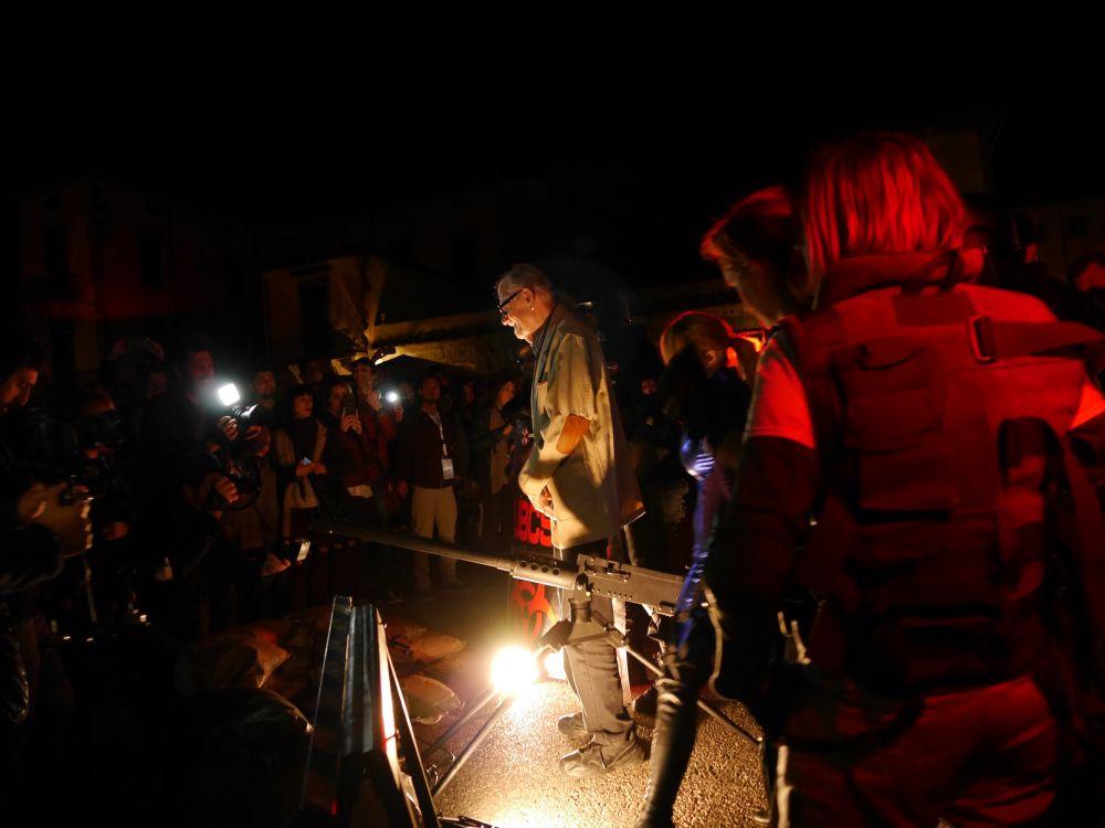 Effetto Cinema Notte: George Romero con la Umbrella Italian Division