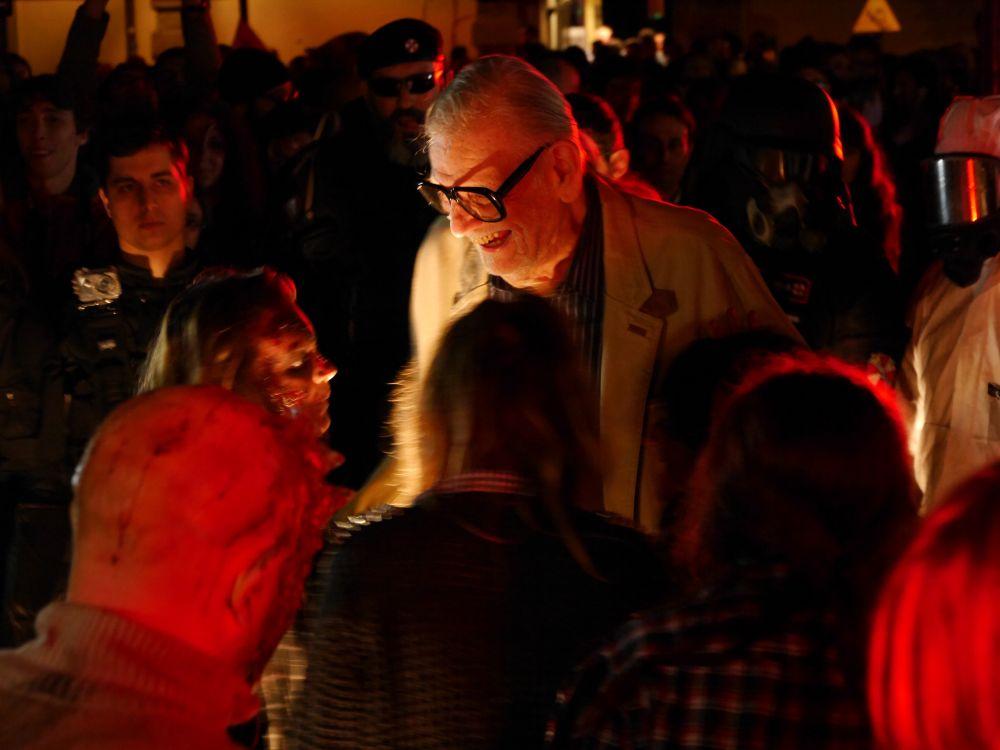 Effetto Cinema Notte Lucca: George Romero saluta gli zombie