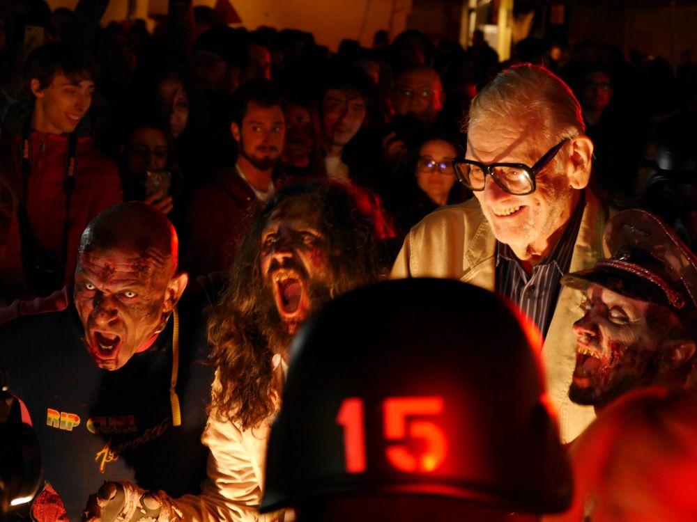 Effetto Cinema Notte Lucca: George Romero con gli amici zombie
