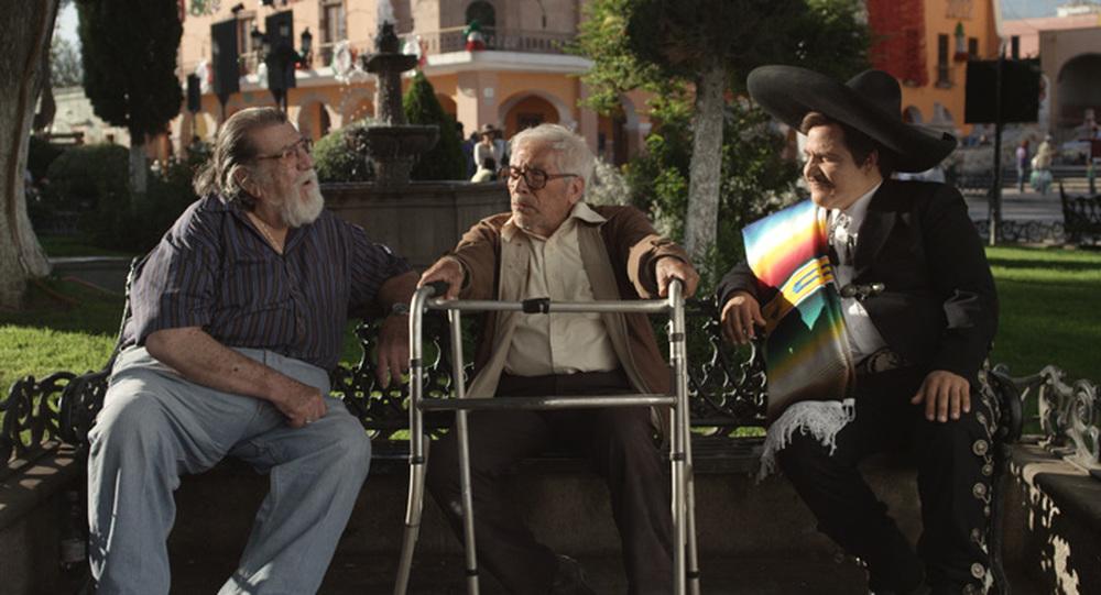 Cinque tequila: un'immagine del film