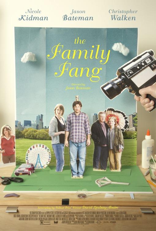 Locandina di La famiglia Fang