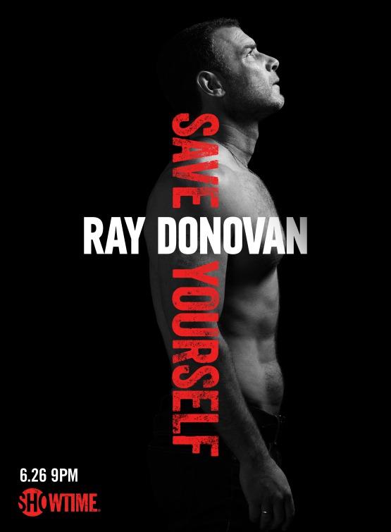 Ray Donovan: la locandina della quarta stagione