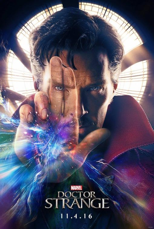 Doctor Strange: una nuova locandina
