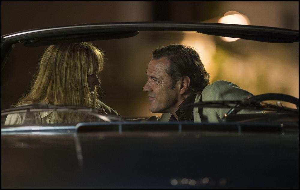 In nome di mia figlia: Marie-Josée Croze e Sebastian Koch in una scena del film