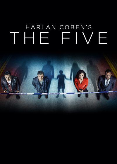 The Five: il poster della serie