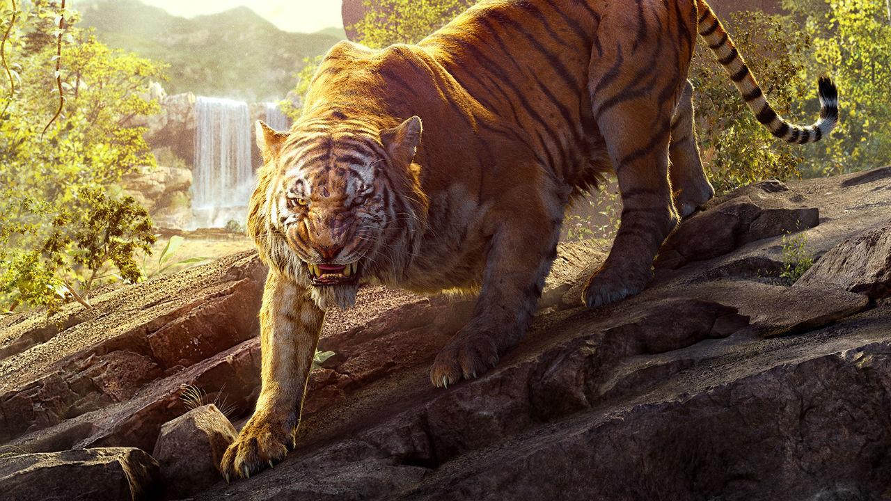 Il libro della giungla: il terribile Shere Khan