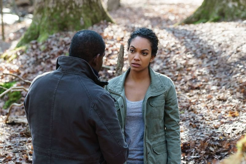 Sleepy Hollow: l'attrice Lyndie Greenwood nell'episodio Ragnarok