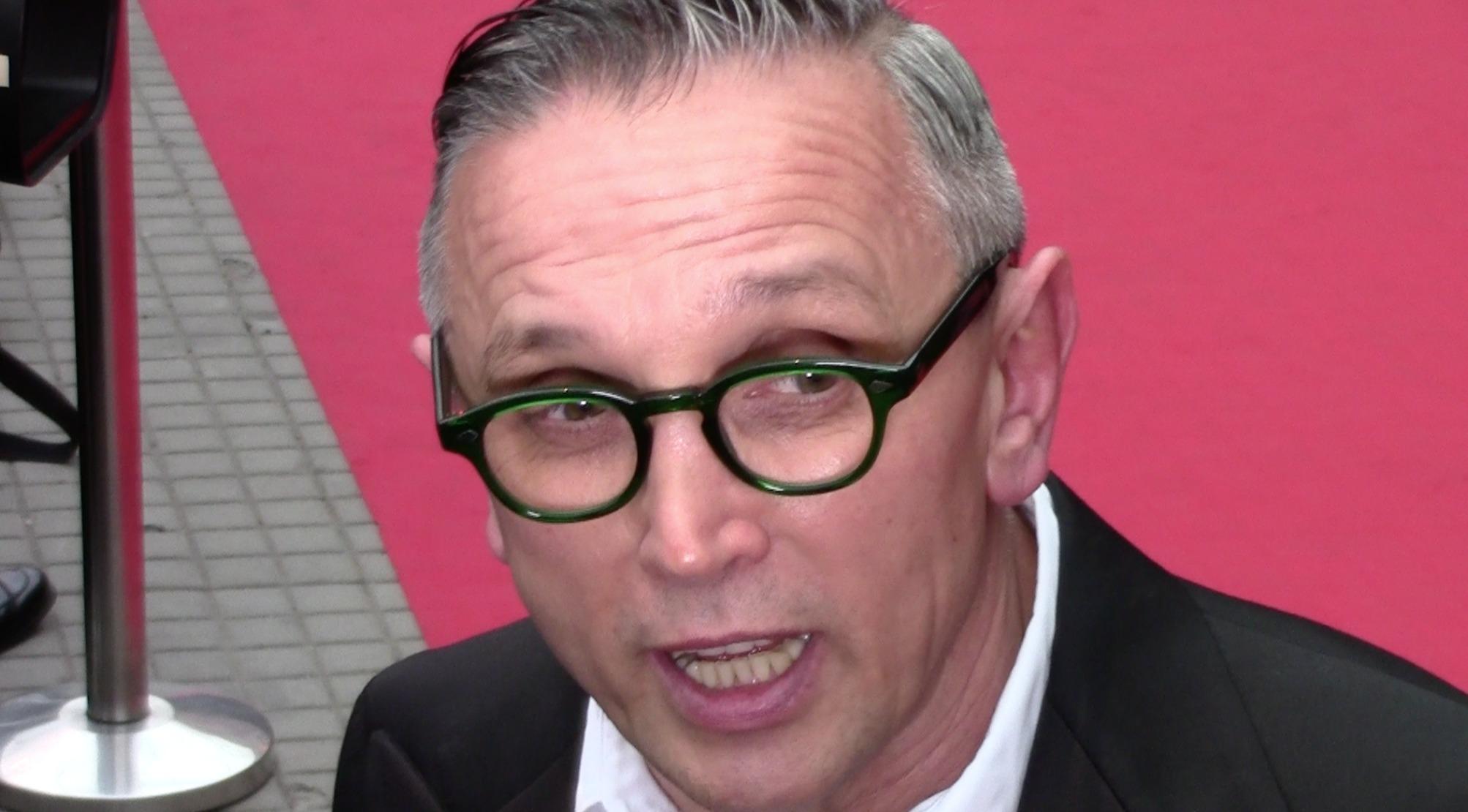 Bruno Barbieri ai David di Donatello 2016