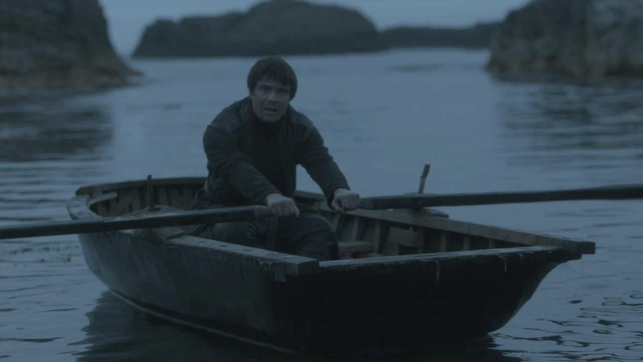 Il trono di spade: Joe Dempsie/ Gendry scappa da Roccia del Drago
