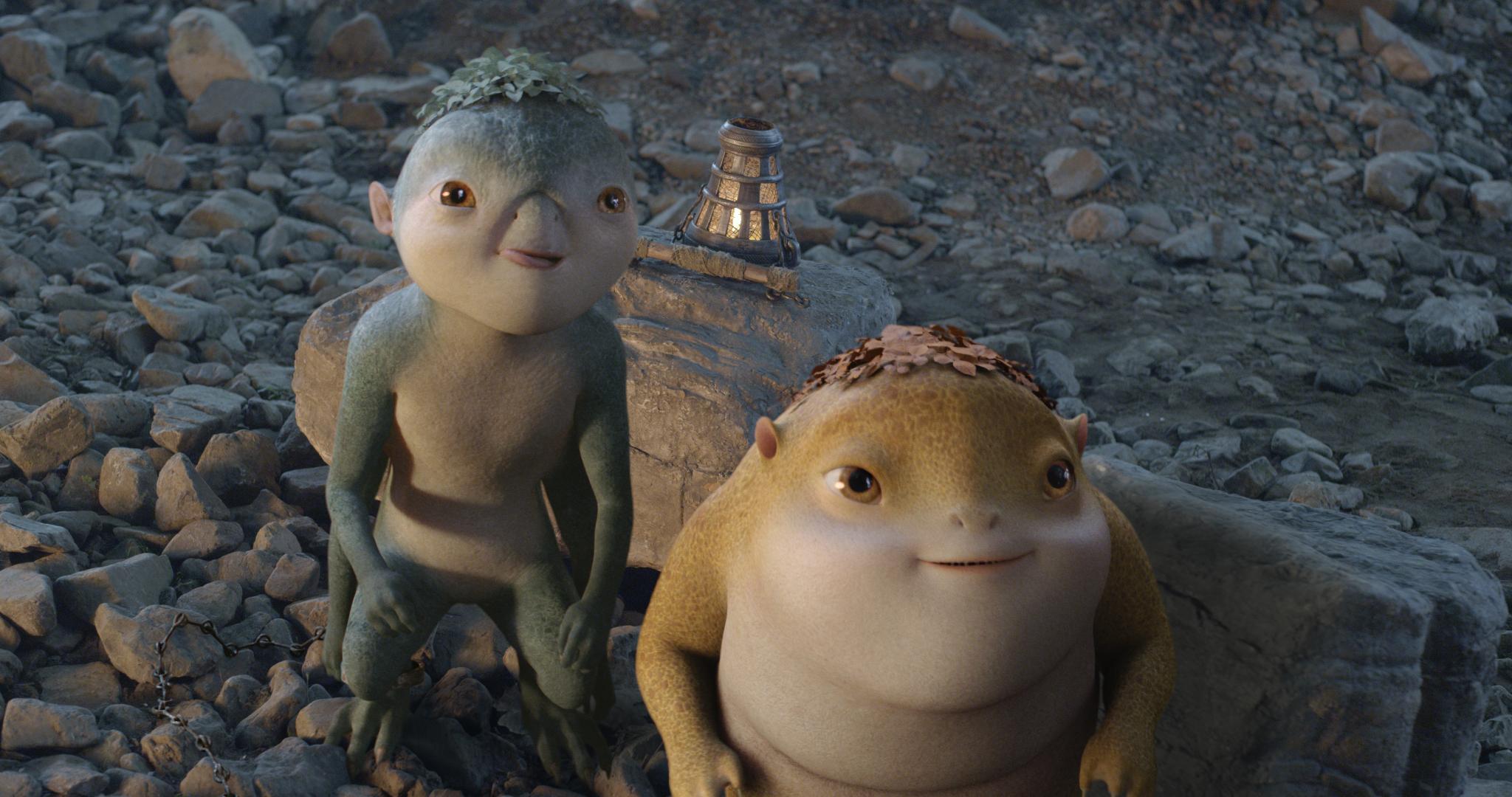 Il regno di Wuba: un'immagine tratta dal film