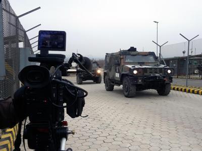 Nella terra dei merli: Kosovo tra passato e futuro - Uno scatto realizzato durante le riprese